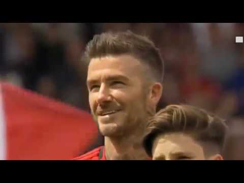 Manchester United legends vs Bayern Munich legends 5 0 Highlights Amazing Team Ever