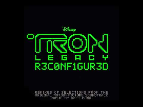 TRON Legacy R3CONF1GUR3D  11  End Of Line Photek Remix Daft Punk