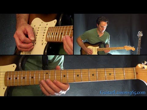 Burn Guitar Lesson Pt. 3 - Deep Purple