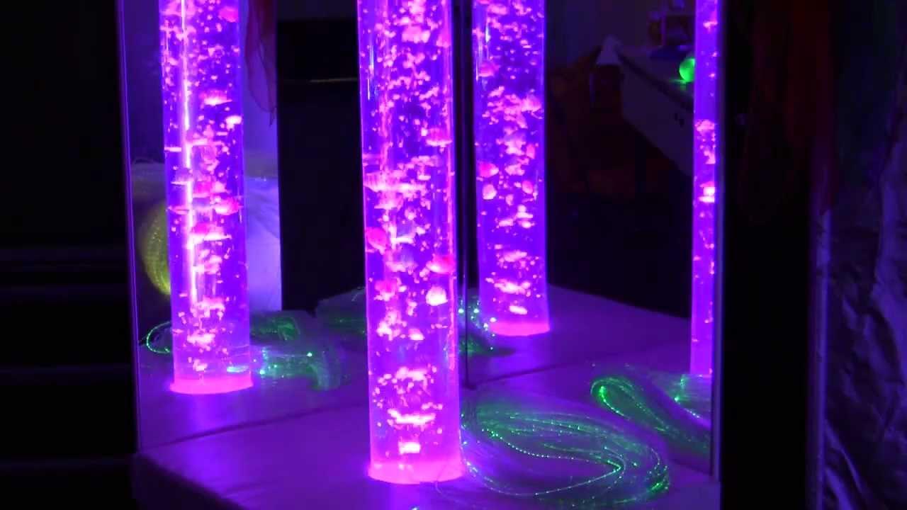 d mo le module sensoriel interactif avec fibres optiques youtube. Black Bedroom Furniture Sets. Home Design Ideas