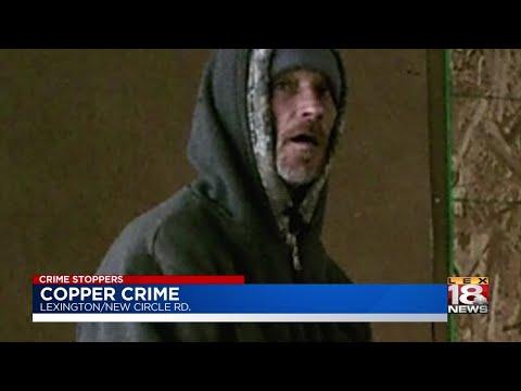Crime Stoppers - Copper - Monday, Jan. 7, 2019 - 6 p.m.