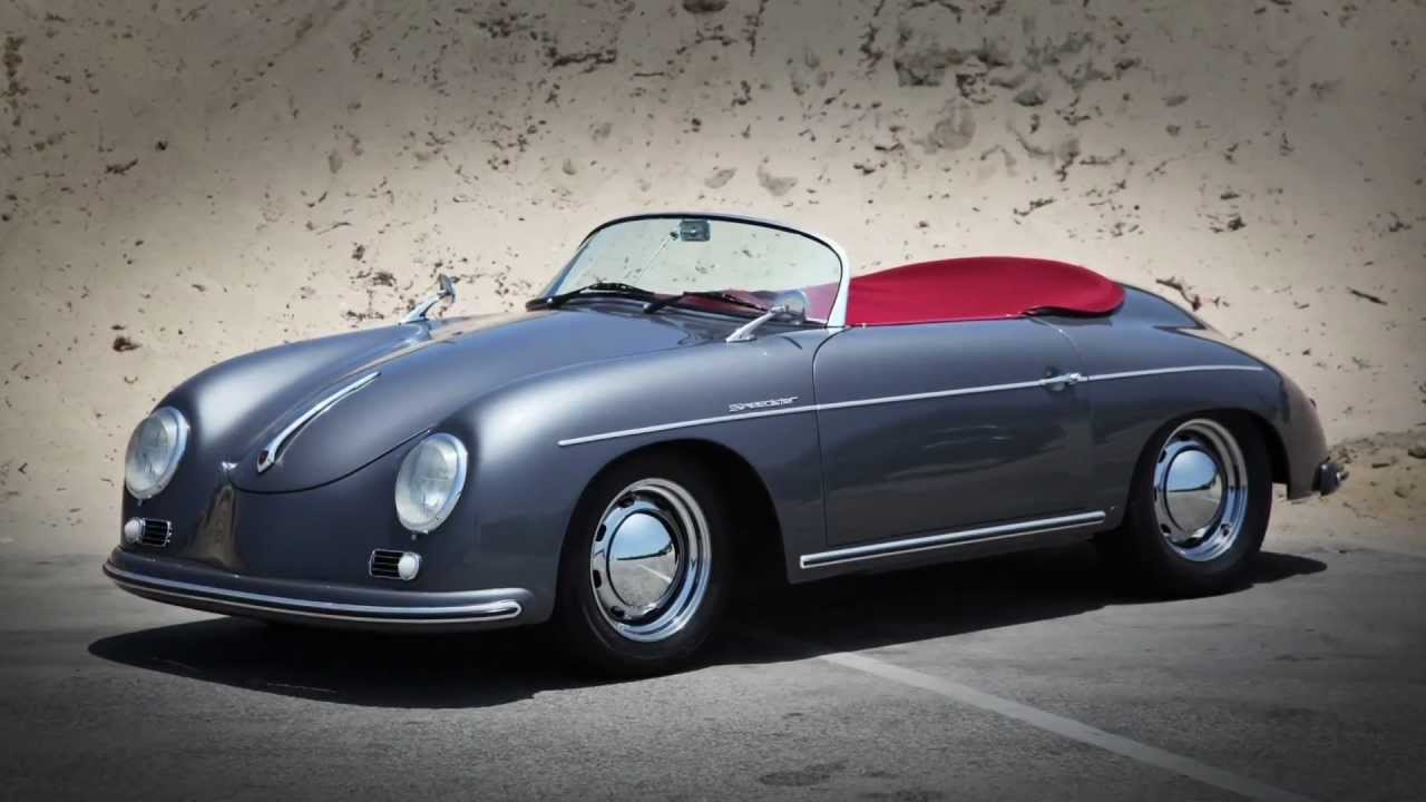 Porsche 356 Speedster 550 Spyder Amp 904 Carrera Gts Thunder Ranch Tom Mcburnie Youtube