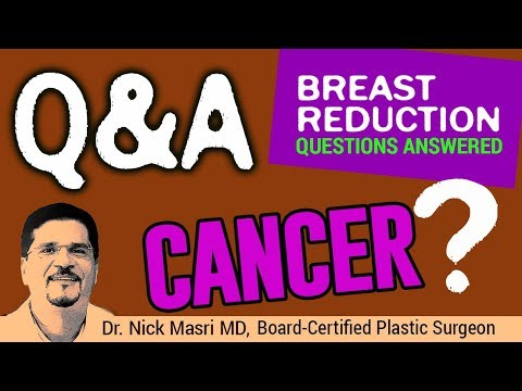 Can Breast Reduction Cause Breast Cancer? (Question Answered) 🚩