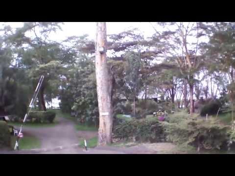 AR.Drone 2.0 Video: 2013/04/26 Fish Eagle Inn, Naivasha, Kenya