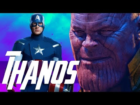 Will Captain America Wear the Infinity Gauntlet in Avengers 4 & The Time Travel Powers of Thanos