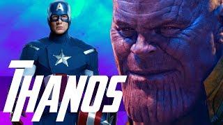 Will Captain America Wear the Infinity Gauntlet in Avengers 4 - Avengers Infinity War