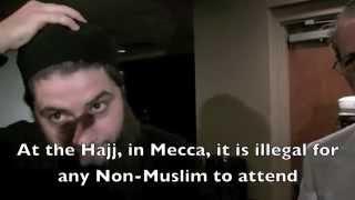 HASSAN SHIBLY PROMOTES ISLAMIC RELIGIOUS APARTHEID