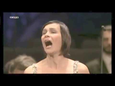 Händel - Giulio Cesare - Act III : E pur così in un giorno... Piangerò la sorte mia  - Sandrine Piau
