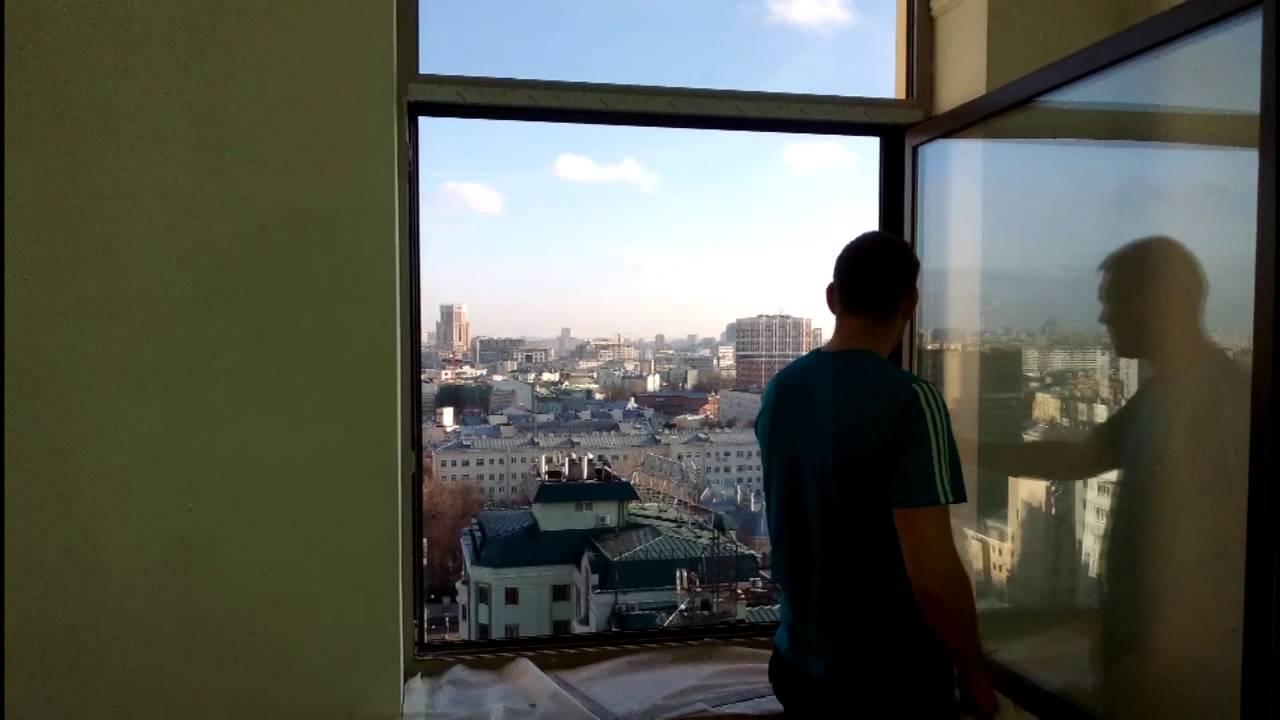 В Самаре четырехлетний ребенок выпал из окна 8 этажа - YouTube