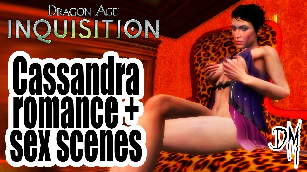dragon age inquisition sex scenes
