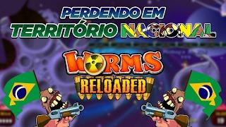 Worms - Perdendo em Solo Nacional