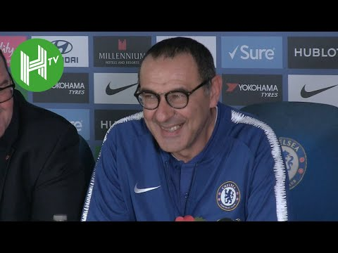 Chelsea 0-0 Everton | Maurizio Sarri: Chelsea are not ruthless enough!