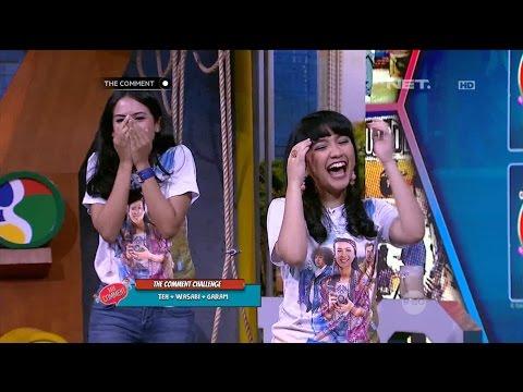 The Comment - Teh+Wasabi+Garam Bikin Danang Depresi, Maudy Ayunda Shock (3/4)