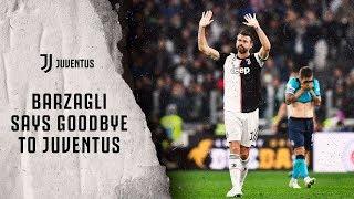 #GRAZIEBARZA | Andrea Barzagli says goodbye to Juventus
