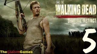 Прохождение The Walking Dead: Survival Instinct - Часть 5 (Бетси)