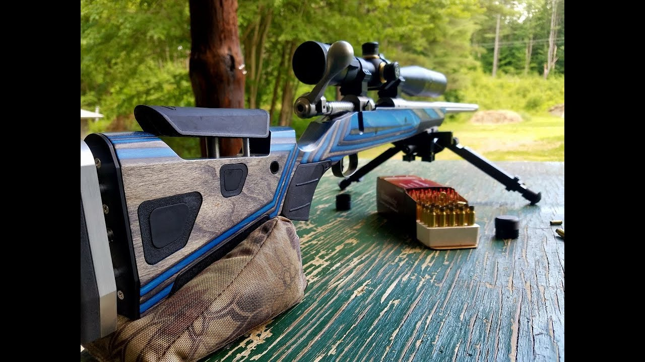 New Boyds AT ONE Rifle Stock Review Part #2