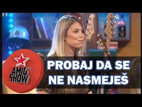 Probaj Da Se Ne Nasmeješ - Ami G Show S11 - E05