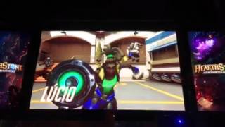 BlizzCon 2015 Overwatch New Heroes
