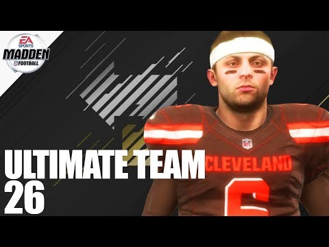Madden 19 Ultimate Team - Ghost of Madden Past! Ep.26