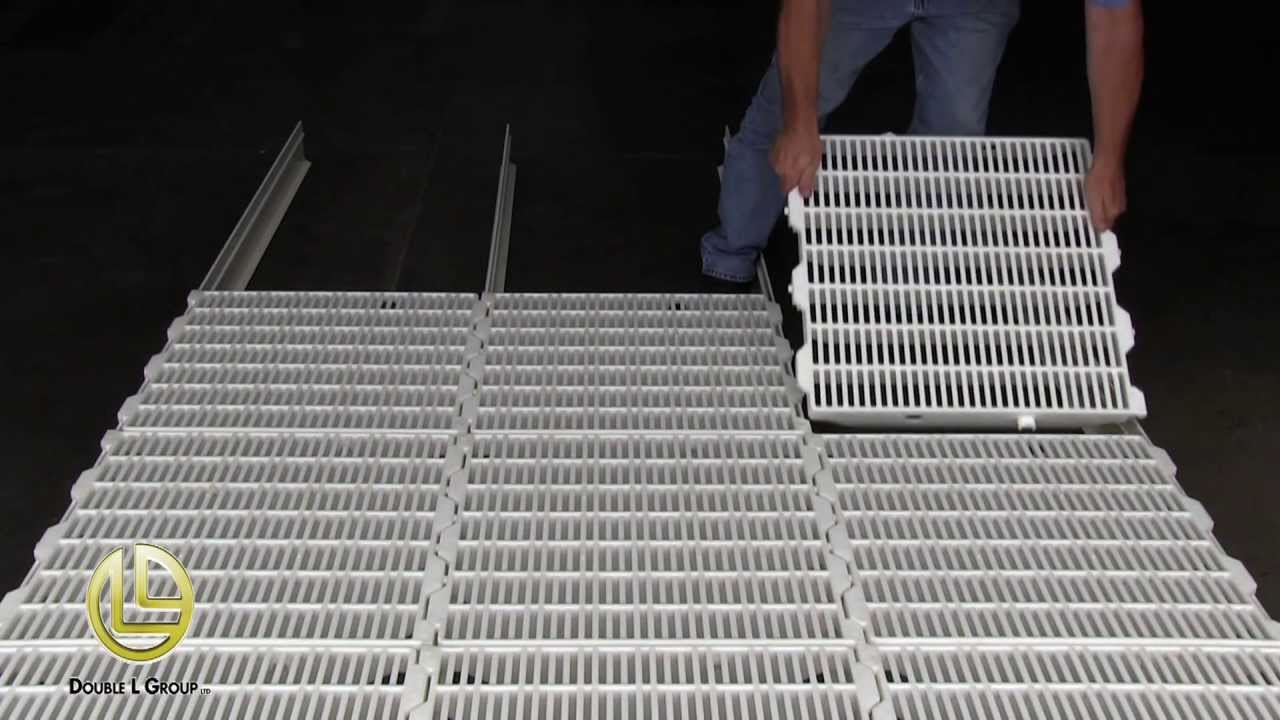 Heavy Duty Floor Mats >> Advantage Nursery Floor - YouTube