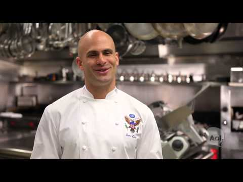 The White House Kitchen - You've Got Sam Kass