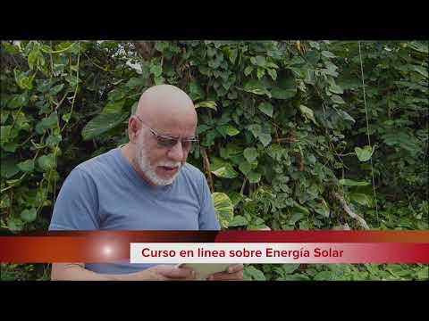 Vídeo Curso energia solar online
