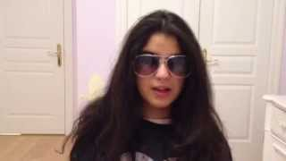 Amanda Raya - Video Diary 1 - Introduction