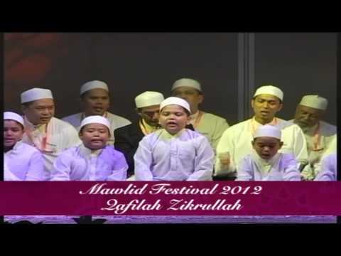 Mawlid Festival 2012 - Qafilah Zikrullah Travel Video
