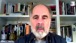 Poet Laureate Al Moritz reads