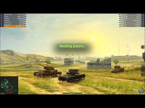 World Of Tanks Blitz (2020) - Gameplay (PC HD) [1080p60FPS]
