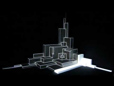 Video projection: Augmented Sculpture