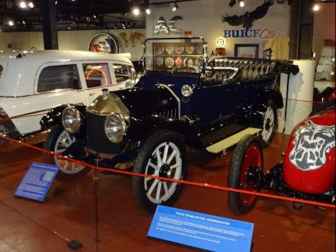 1913 Chevrolet Classic Six at The Sloan Museum on My Car Story with Lou Costabile