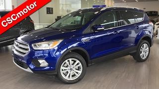 Ford Kuga / Escape - 2017 | Revisión en profundidad