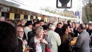 Orient Express British Pullman Train: Golden Age of Travel Trip