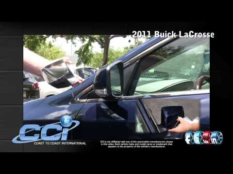 Buick LaCrosse 2011 Trim Package