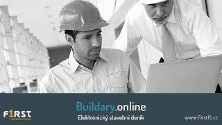 Buildary.online - Elektronický stavební deník - 1. část - Založení účtu