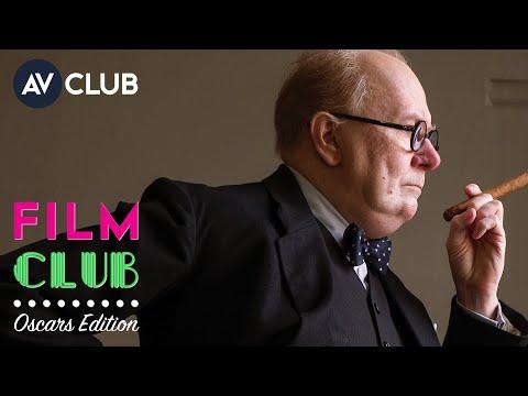 Darkest Hour | Oscars Discussion & Review | Film Club