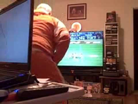 Vols fan reacts to Alabama blocking field goal