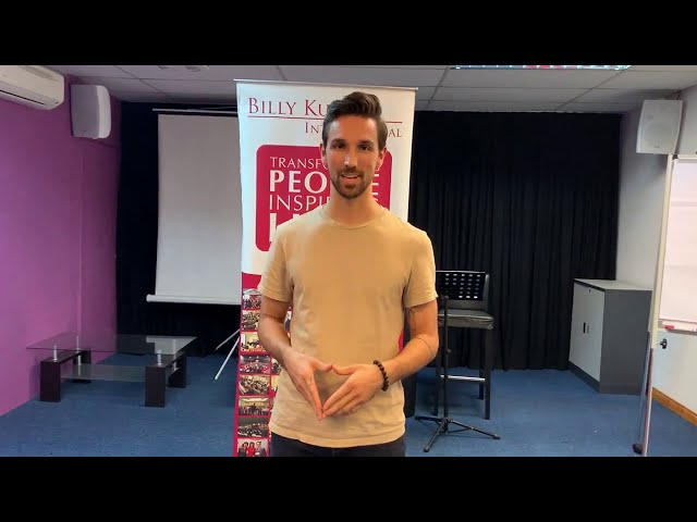 NLP Practitioner Austin Willman (June 2020)