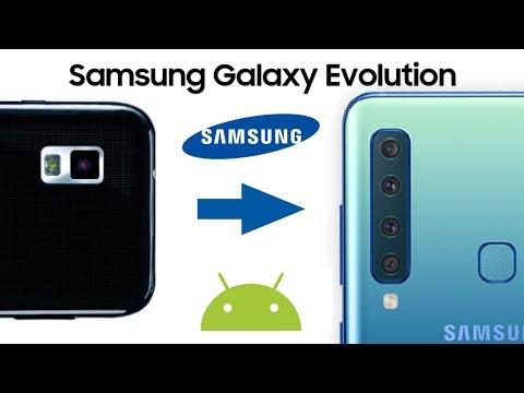All Samsung Galaxy Smartphones In 8 Minutes