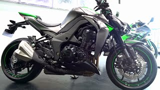 #Bikes@Dinos: Kawasaki Z1000 ABS 2016 Walkaround Review, Exhaust Note