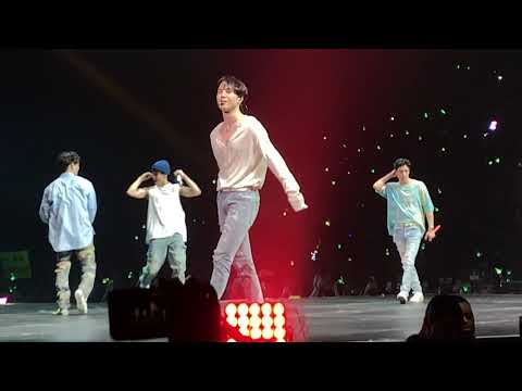 190630 갓세븐 (GOT7) - 'Just Right' 딱 좋아 [GOT7 2019 World Tour 'KEEP SPINNING']