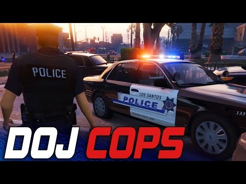 Dept. of Justice Cops #6 - Drug Deals & Shootouts (Criminal)