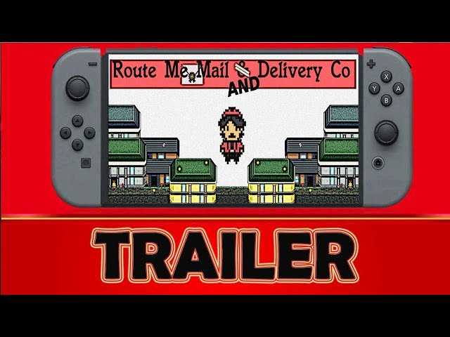 Route Me mail and Delivery Co NIntendo Switch