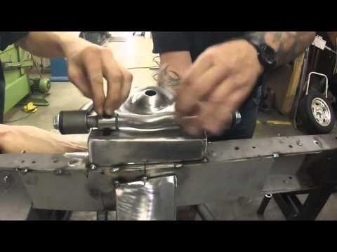 Full Tilt's Mustang II IFS Install Part 2 - YouTube