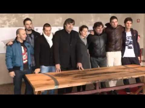 2012 11 riva1920 tra le briccole di venezia san patrignano youtube - Mobili san patrignano ...