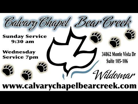 Bear Creek Live Stream