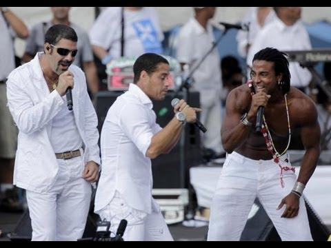 Orishas, World's Largest Peace Concert in Havana, Cuba (2009)