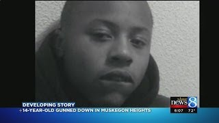 14-year-old fatally shot in Muskegon Heights