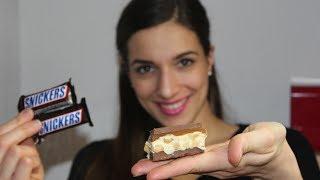 Snickers selber machen - Rezept / Snickers Bars / Marshmallow Fluff / nachgemacht